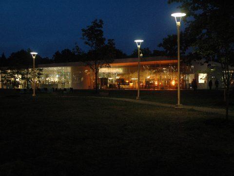 Toledo Museum of Art Glass Pavilion