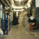 New Chilled Water Plant