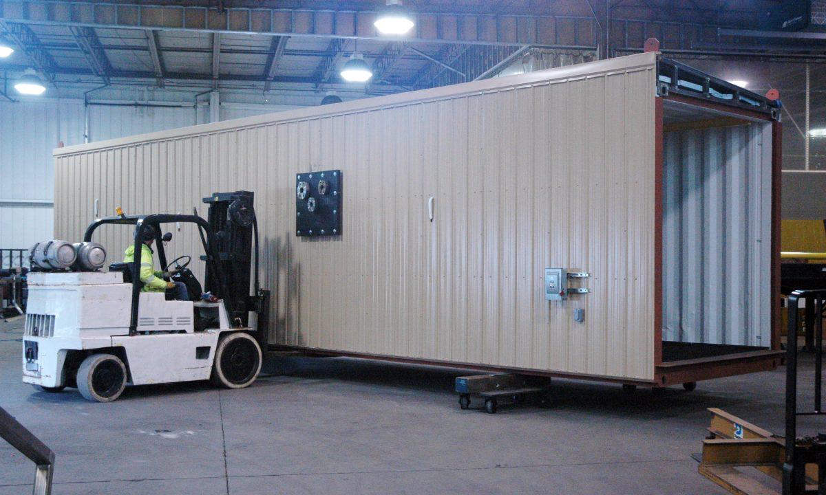 CSX Hydraulic Loading System