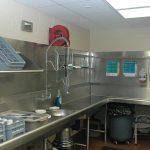 Hospital Servery