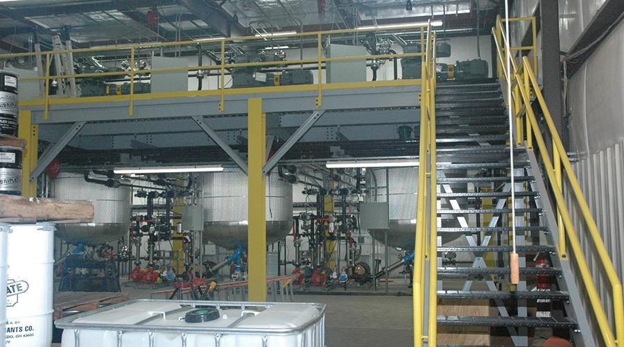 Lubriplate Grease Production Facility