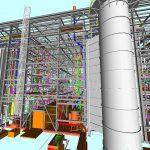 Dunbar's BIM Services for Fremont Energy Center