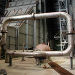 Rotor Air Cooler Piping