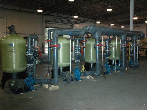 Aquarium Water Tank Filtration