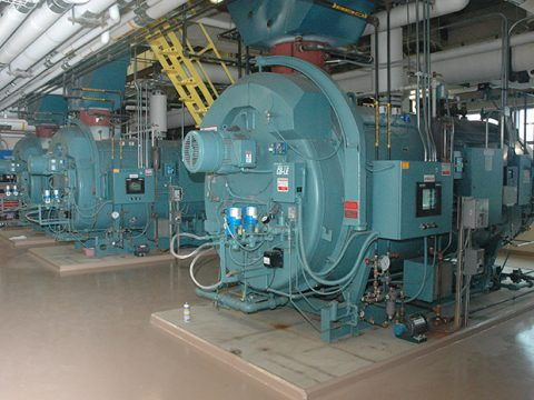 Healthcare Boilers