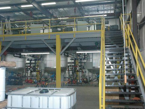 Grease Process Platform