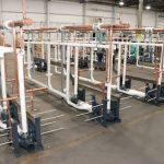 Lavatory Plumbing Assemblies