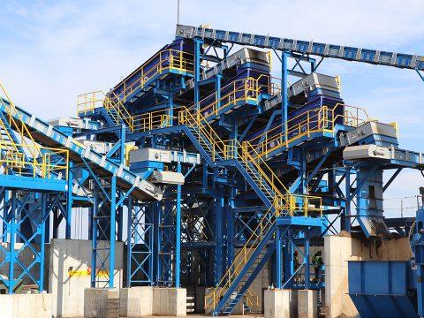 Metal Processing and Sorting