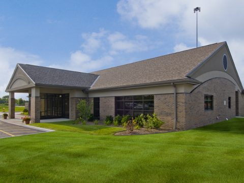 Design/Assist Specialty Healthcare Facility