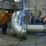 Steel Annealing Line Piping
