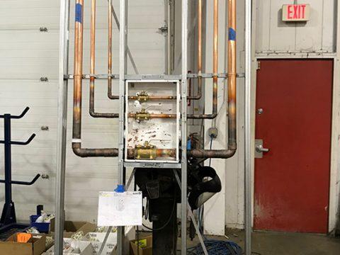 Med Gas Fabrication