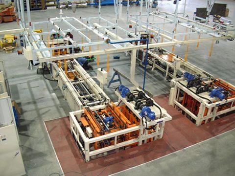Chassis Conveyor