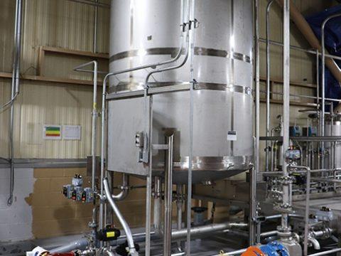 Beverage Flavor Injection System