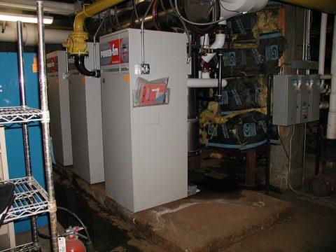 Independent Living Heating Retrofit