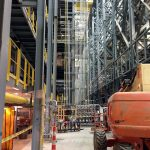Vent Piping and Process Structural Steel